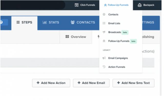 Clickfunnels Email Marketing