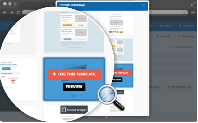 Funnels Template