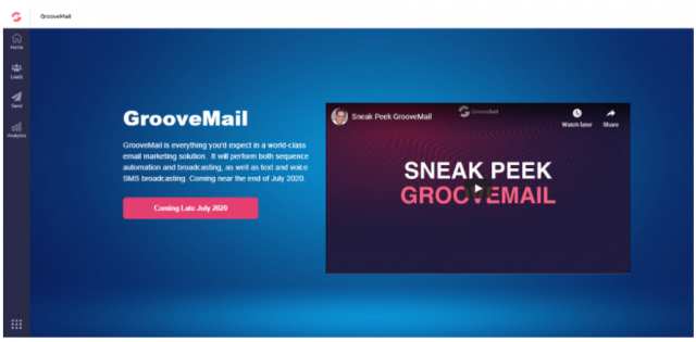 Groovemail