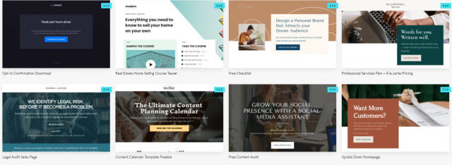 LeadPages -  Template