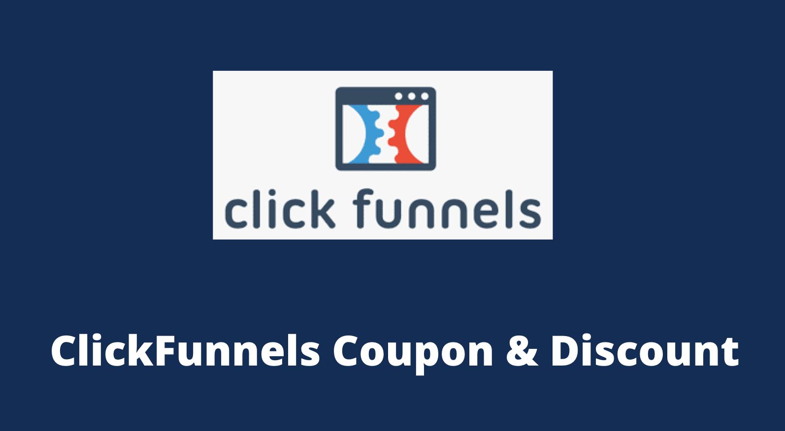 ClickFunnls Coupon