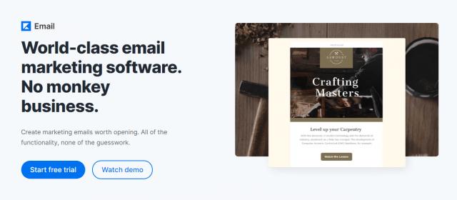 Kajabi - Email Marketing