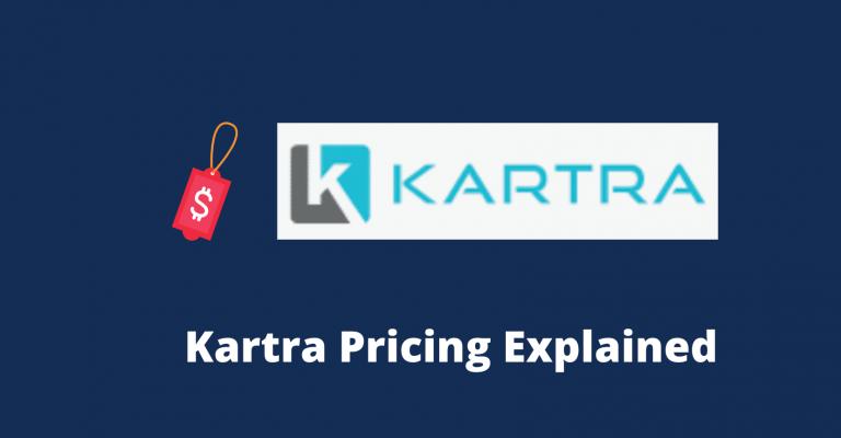 Kartra Pricing